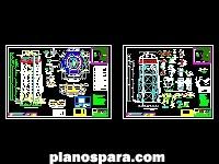 imagen Planos de Tanque elevado