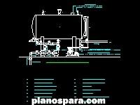 Planos de tanque hidroneumatico
