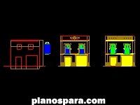 Planos de tipos de fachadas