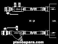 imagen Planos de una llave que no se pa que sirve