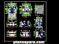 imagen Planos de Vivienda duplex